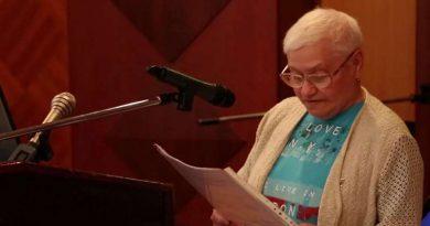 Флора Геращенко, житель блокадного Ленинграда