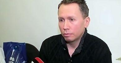 Инспектор ДПС Москвы Алексей Коняев