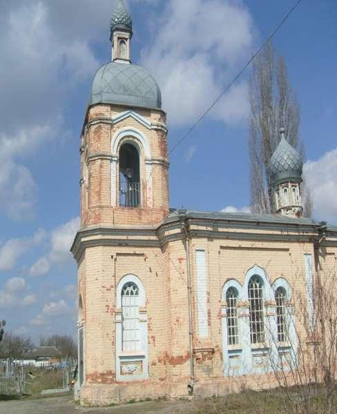 Церковь-музей в станице Павлодольская, Северная Осетия - Алания