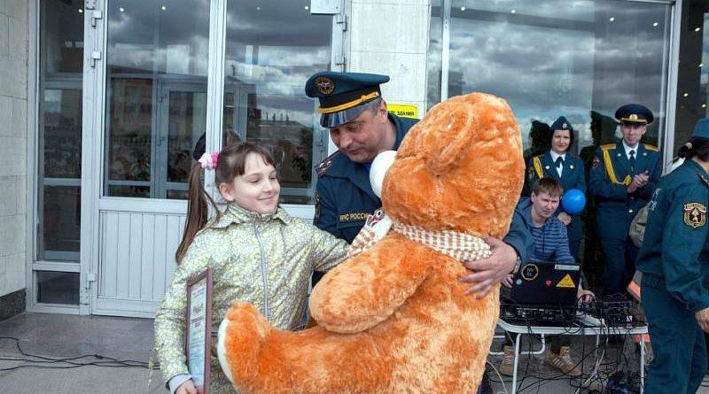 Полина Кузина из Новосибирской области