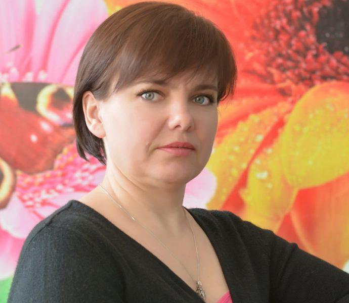 Ольга Лапоникова, педагог-психолог СОШ поселка Нелькан Хабаровского края