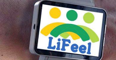 Смарт-часы с приложением LiFeel