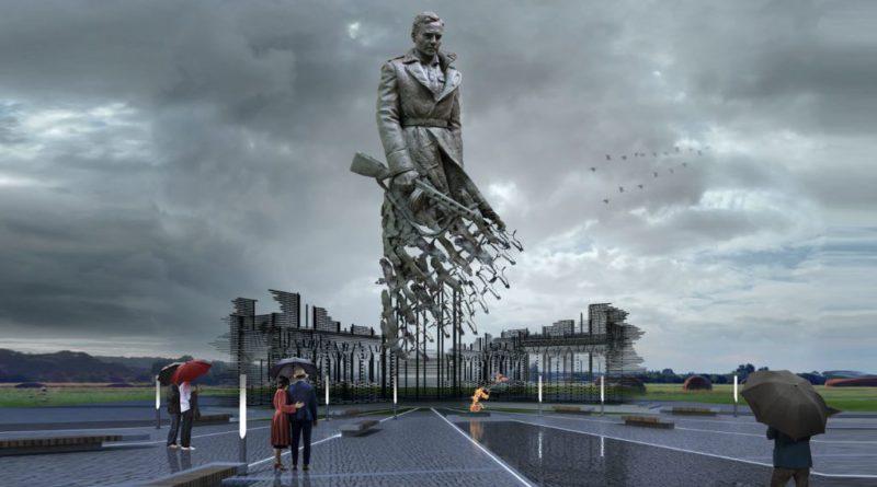 Ржевский мемориал в Тверской области
