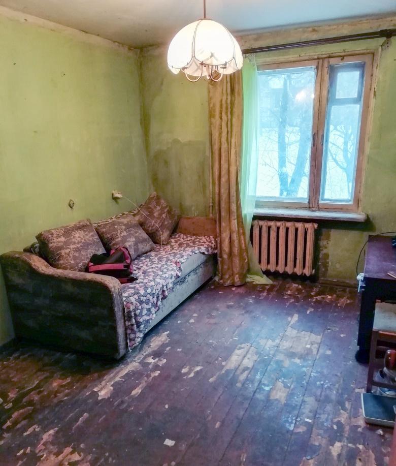 Старая квартира