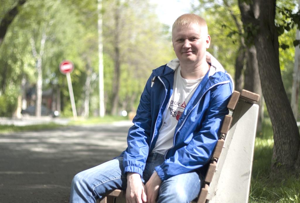 Антон Савчук, Екатеринбург